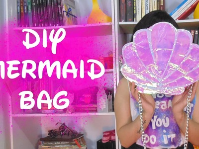 DIY - Mermaid Bag (Bolsa de Concha) | Suelen Candeu