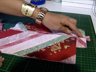 DIY - necessaire prática - parte II
