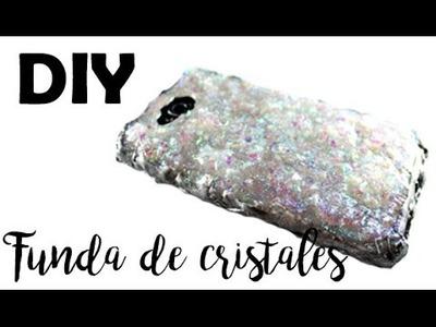 DIY ♥ Funda de cristales ♥