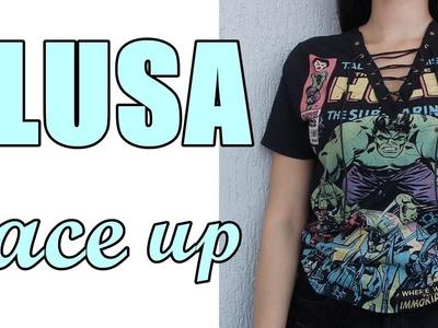 Passo a Passo: Personalize blusas com ilhós + Alicate + E6000 original DIY Feat. Suellen Redesign