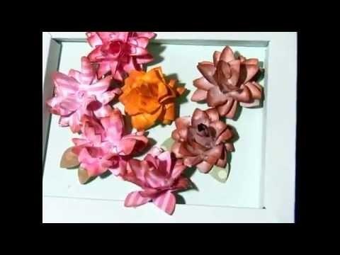 DIY - Flores de Papel