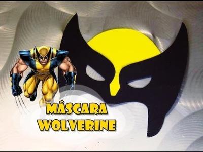 DIY.: Máscara Wolverine
