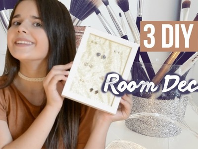 Regresso às Aulas - 3 DIY: Room Decor | Beauty By Rita