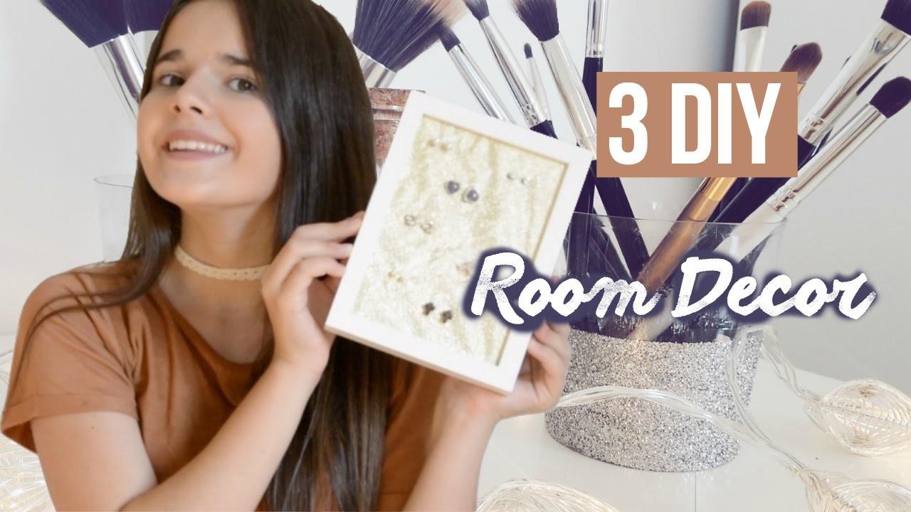 Regresso às Aulas - 3 DIY: Room Decor   Beauty By Rita