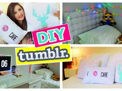 DIY - Decoração Tumblr para quarto. Renata Ascari