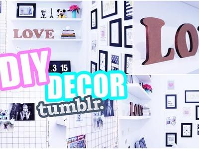 DIY & DICAS Decoração Estilo TUMBLR! | Flavia Koloske