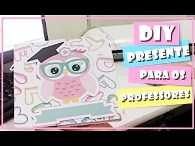 DIY - Dia dos Professores {VEDA 26}