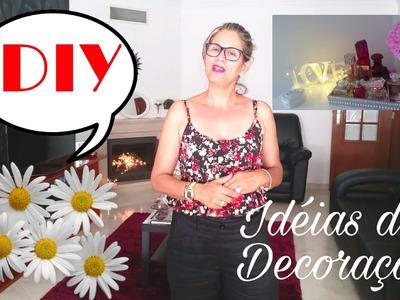 DIY - Idéias  de Decoração e Lembrancinhas.