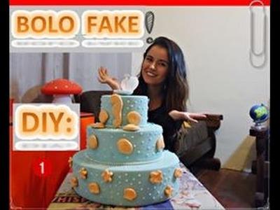 DIY: BOLO FAKE (part.2)
