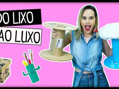 DIY: Do LIXO ao LUXO #11 Ideias que você precisa Tentar ✂