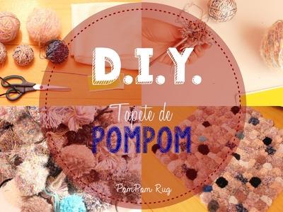D.I.Y.: Tapete de PomPom | PomPom Rug