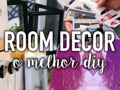 ROOM DECOR DIY | Carol Alves