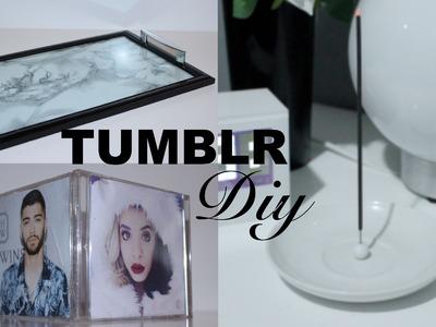 DIY | Decoração Para o Quarto Estilo Tumblr