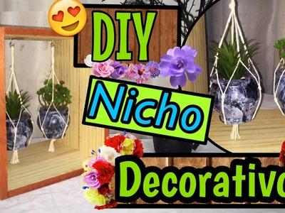 DIY - Nicho Com Vaso Suspenso - Eduardo Wizard