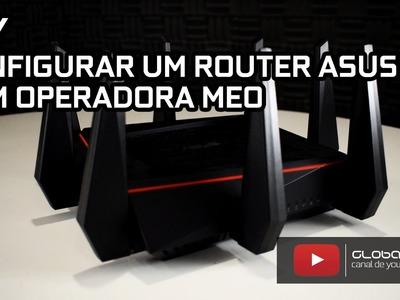 [DIY] Como configurar um router Asus com a operadora MEO?