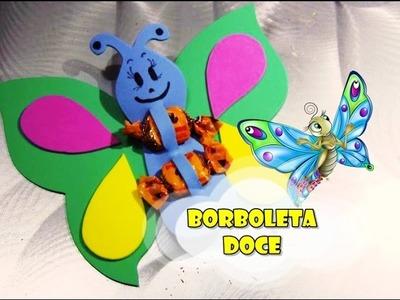DIY.: Borboleta Doce