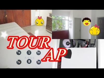 TOUR pelo Apartamento | Dicas DIY