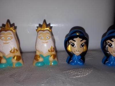 Disney Gogo's - DIY - Pintando Gogo's
