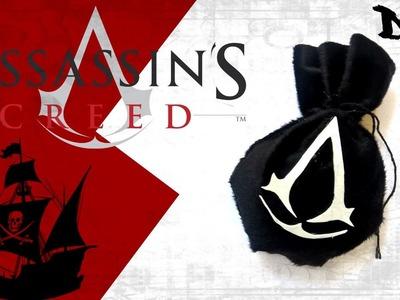 DIY.: Saco de Dinheiro Assassin's Creed