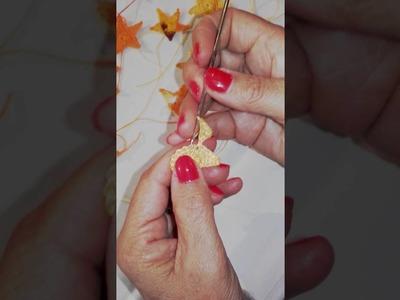 Estrela em crochet