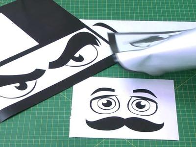 Paper Show 34 - Personalizando a Silhouette de Forma diferente