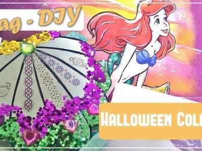 ARIEL BAG DIY - Mega Colaboração de Halloween