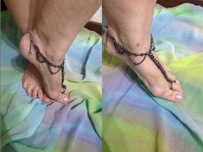 Tutorial de tornozeleira