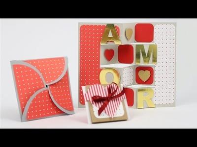 3 cartões criativos e fáceis de fazer