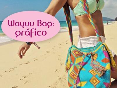 Wayuu bag: gráfico (parte 2)