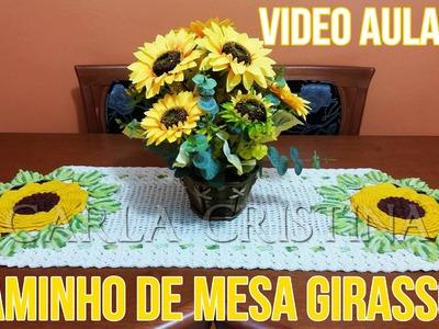 Caminho de Mesa Girassol: VideoAula 1.2