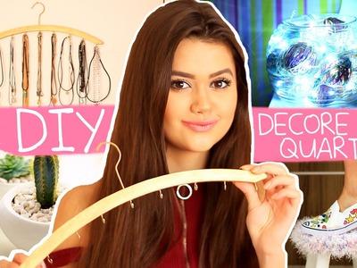 DIY - Itens para seu quarto | Faça você mesma