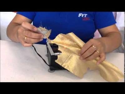 Quais tecidos cortam na máquina Fit Laser?