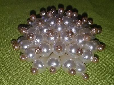 Flor de gotas de pérola - drops flower pearl