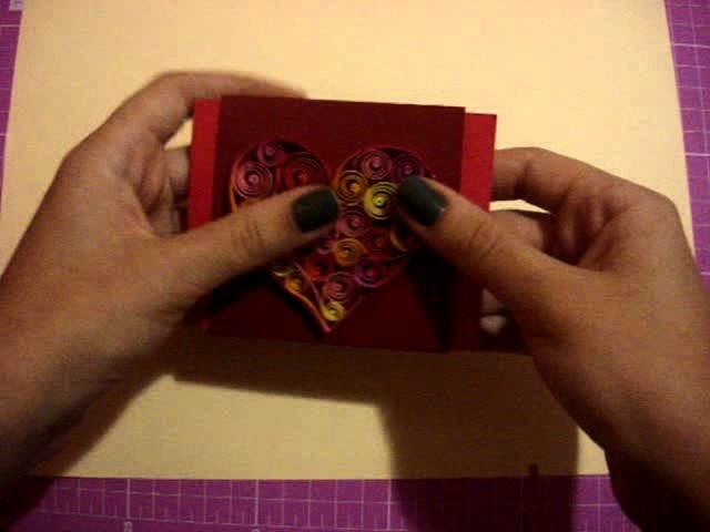 Cartão com segredo