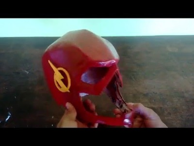 Mascara do flash (Série The Flash) parte 1