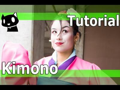 Tutorial: Como fazer um Kimono