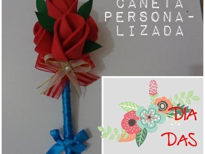 Dia das mães   Caneta personalizada Dia 2