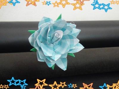 Flor de Material Reciclado - Térmico