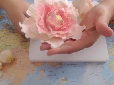 S.M. Modeling Studio: Semana com flores e arranjo vintage.