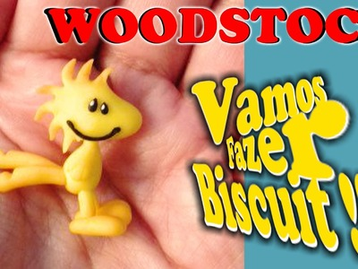 Woodstock, Biscuit - Ideia para lembrancinha.