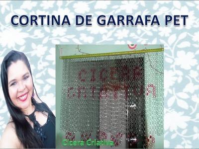 CORTINA DE GARRAFA PET