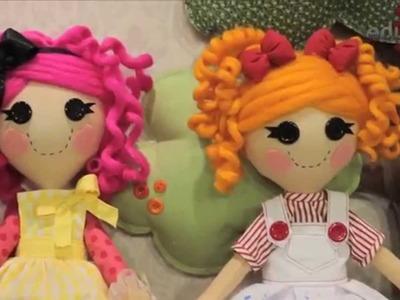 Curso online de Bonecas de pano 2: Deialoopsy | eduK.com.br