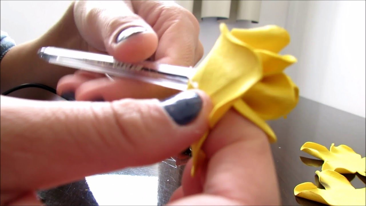 Armario Habitacion Infantil ~ Rosa de E V A simples e fácil Sem frisador Na caneta