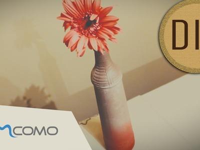 Garrafa para decorar a casa | DIY