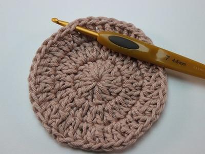Como fazer o arremate na peça de crochê