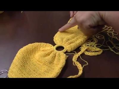 Crochetando com EuroRoma e Marcelo Nunes - Top em Crochê | Parte 2