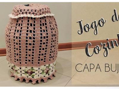 JOGO DE COZINHA -CAPA BUJÃO.DIANE GONÇALVES