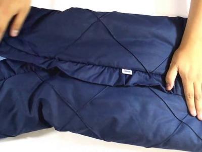 Saco de dormir para bebê - saida maternidade chambrey  - sprovieri baby
