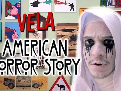 PERSONALIZANDO VELA (AMERICAN HORROR STORY) - Victor Lamoglia