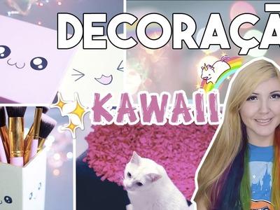 10 DIY Decoração de Quarto Kawaii ft Dany Martines